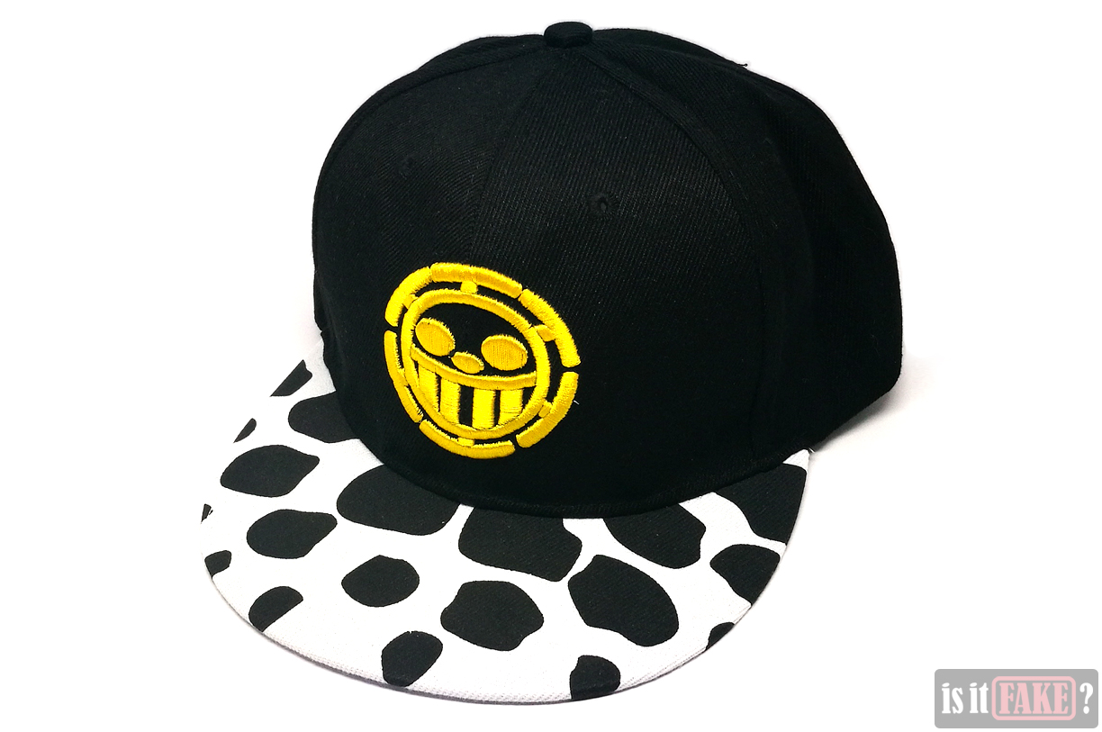 Fake One Piece sports cap front view