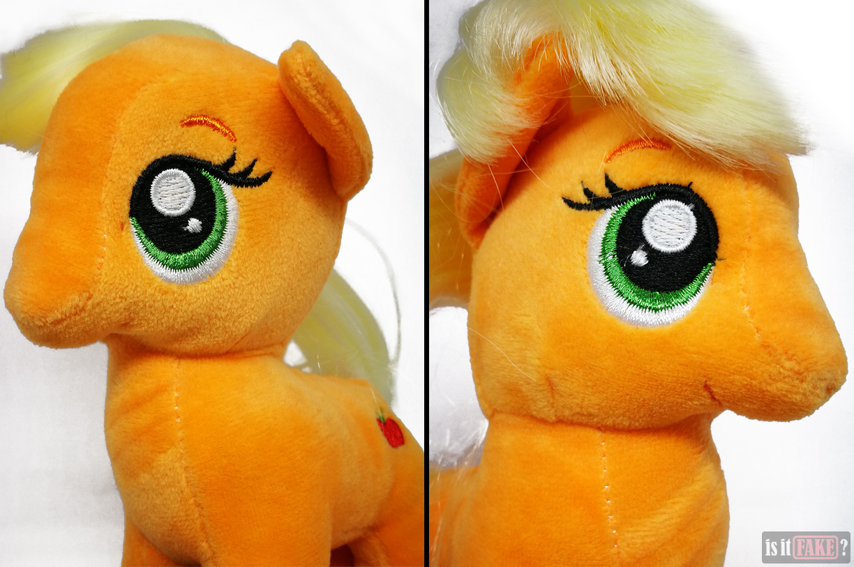 Fake My Little Pony: Friendship is Magic Applejack plush doll