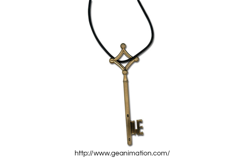 Official Great Eastern Animation Attack on Titan key pendant